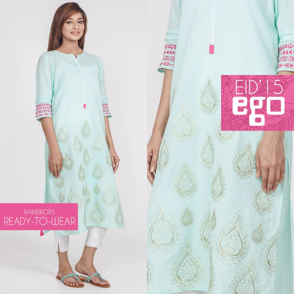 EGO Latest Cool Designer Shirts Eid Formal Collection 2015-2016 (24)