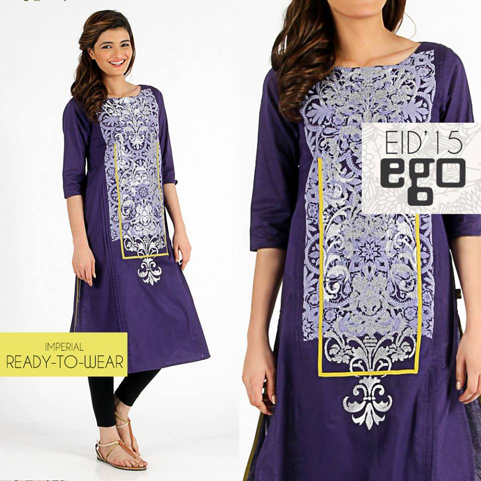 EGO Latest Cool Designer Shirts Eid Formal Collection 2015-2016 (28)