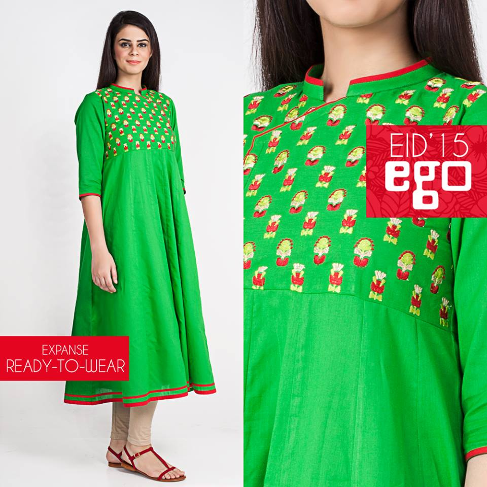 EGO Latest Cool Designer Shirts Eid Formal Collection 2015-2016 (29)