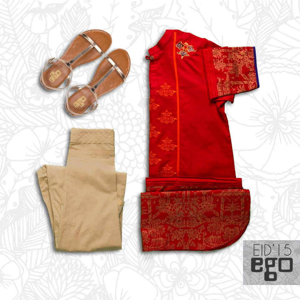 EGO Latest Cool Designer Shirts Eid Formal Collection 2015-2016 (32)