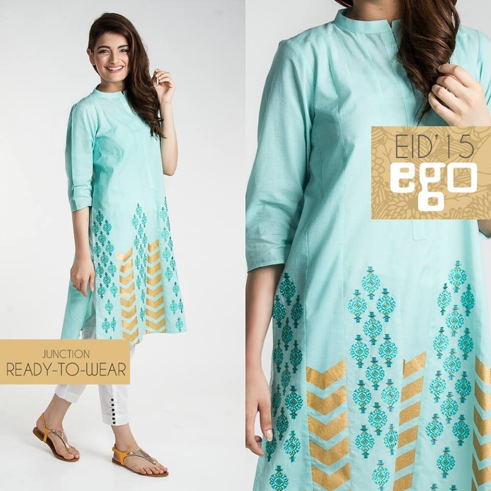 EGO Latest Cool Designer Shirts Eid Formal Collection 2015-2016 (34)