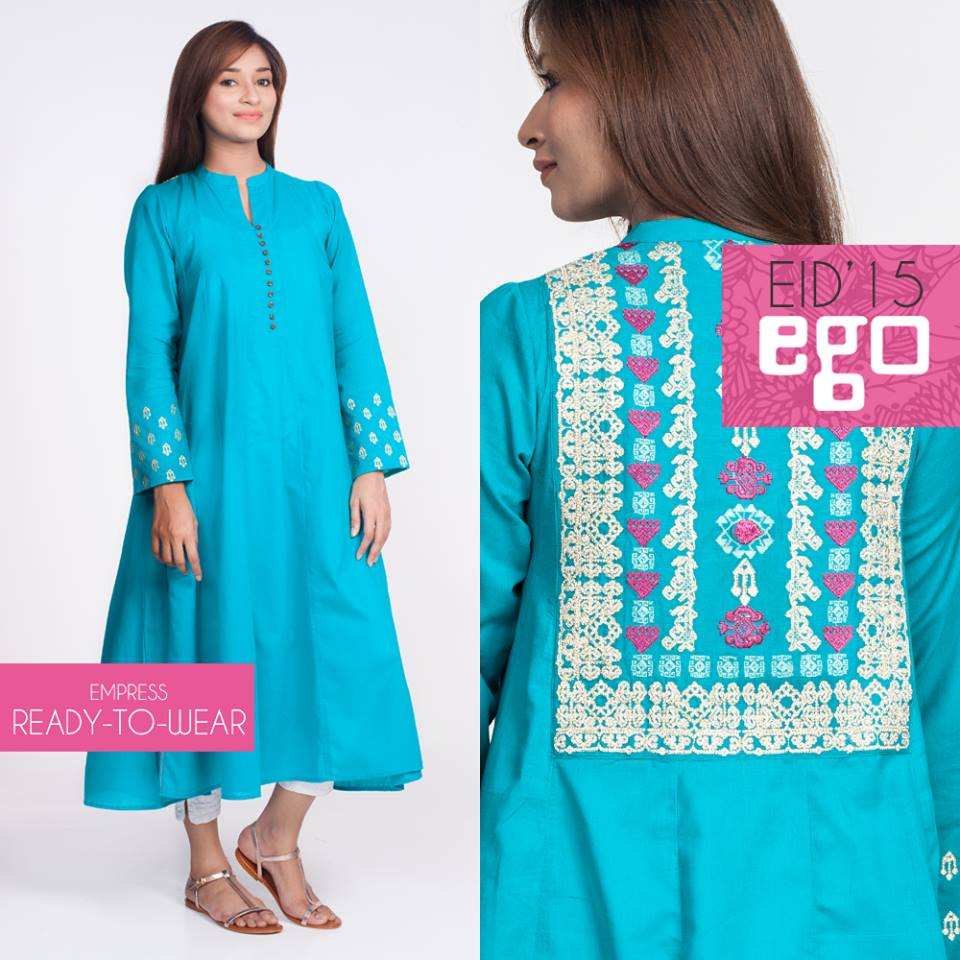 EGO Latest Cool Designer Shirts Eid Formal Collection 2015-2016 (35)