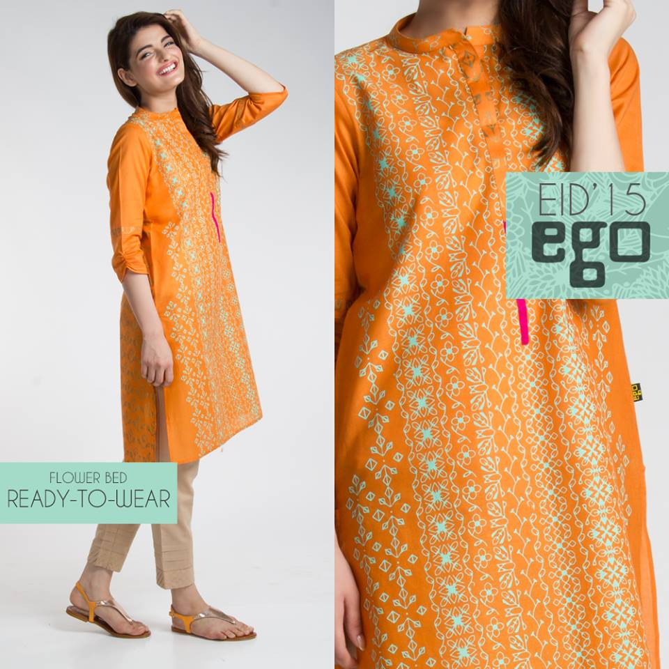 EGO Latest Cool Designer Shirts Eid Formal Collection 2015-2016 (36)