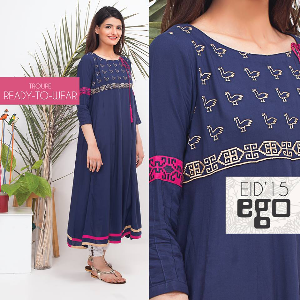 EGO Latest Cool Designer Shirts Eid Formal Collection 2015-2016 (37)