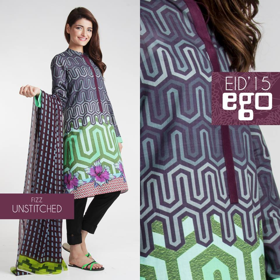 EGO Latest Cool Designer Shirts Eid Formal Collection 2015-2016 (7)