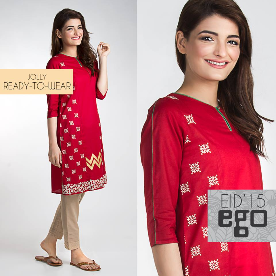 EGO Latest Cool Designer Shirts Eid Formal Collection 2015-2016 (8)