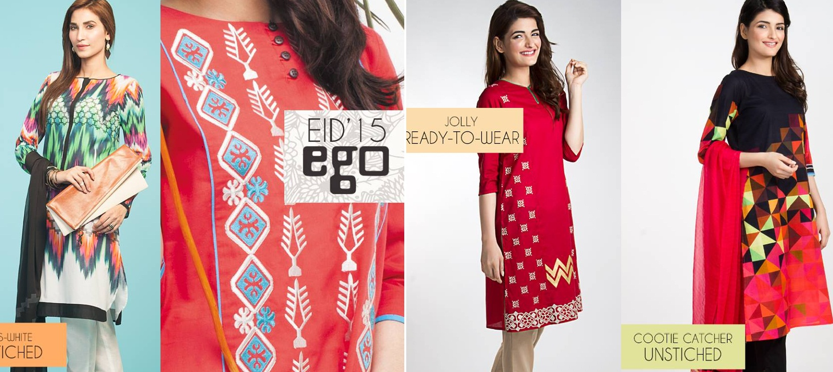 EGO Latest Cool Designer Shirts Eid Formal Collection 2015-2016