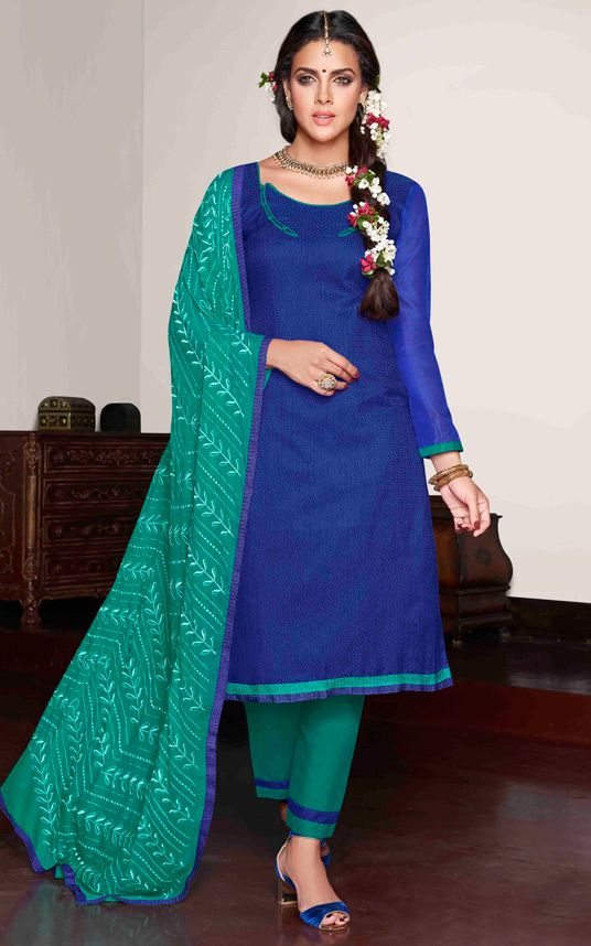 Indian Fashion Latest churidar Suits Designs Collection 2015-2016 (11)