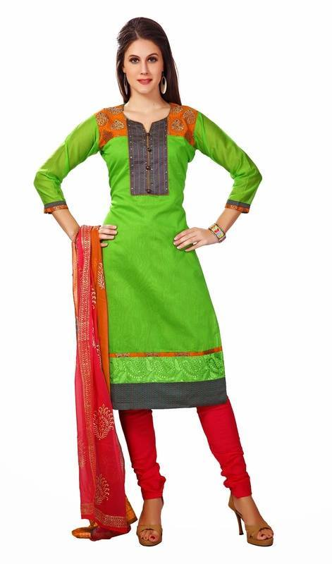 Indian Fashion Latest churidar Suits Designs Collection 2015-2016 (32)