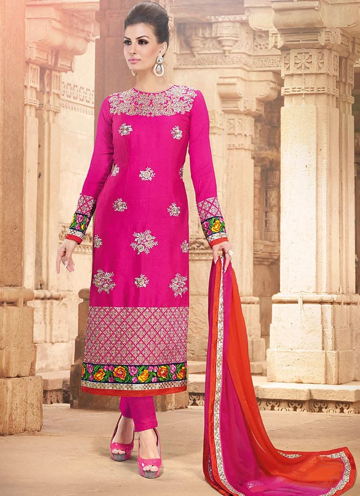 Indian Fashion Churidar Suits Designs Collection 2015-16