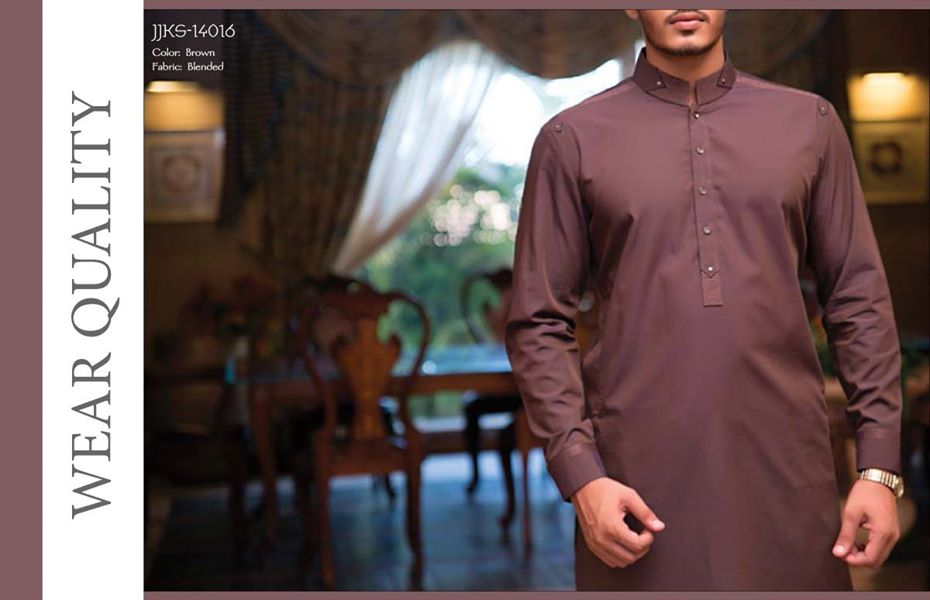 J. Eid Kurta Shalwar Kameez Collection for Men & Boys 2015-2016 (11)
