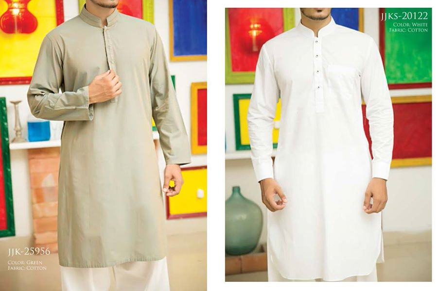 J. Eid Kurta Shalwar Kameez Collection for Men & Boys 2015-2016 (16)