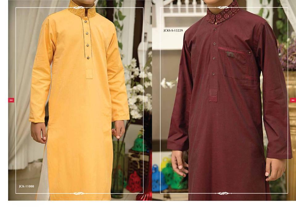 J. Eid Kurta Shalwar Kameez Collection for Men & Boys 2015-2016 (18)