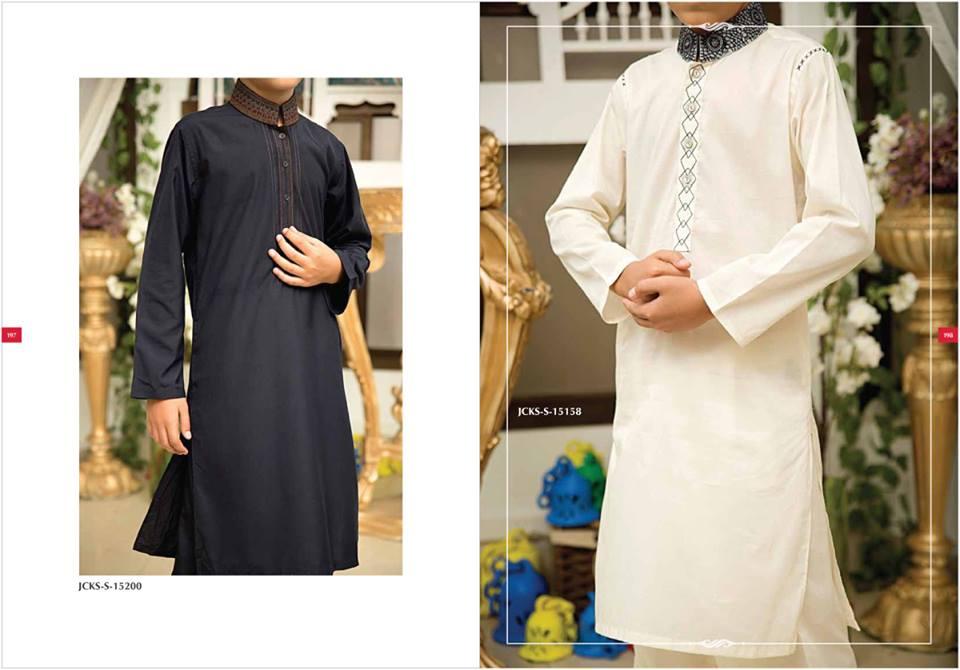 J. Eid Kurta Shalwar Kameez Collection for Men & Boys 2015-2016 (19)