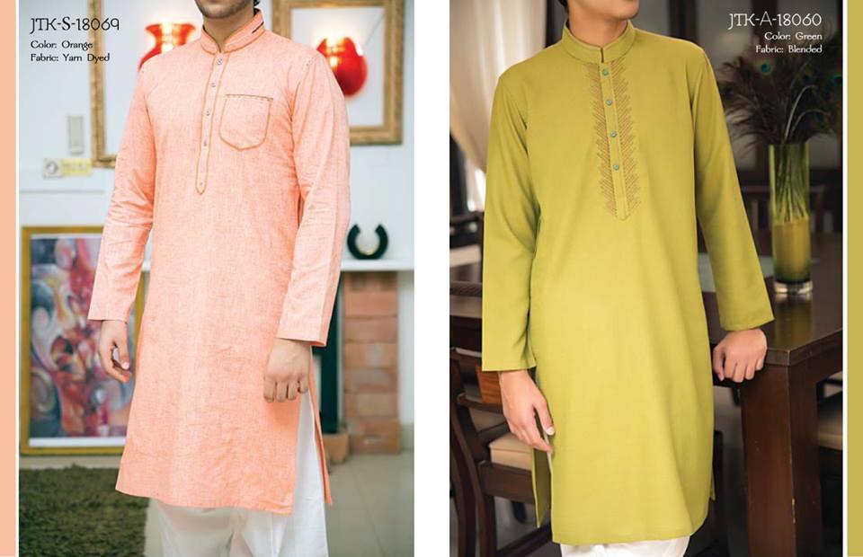 J. Juanid Jamshed Eid Kurta Shalwar Kameez Collection for Men & Boys 2015-2016 (11)