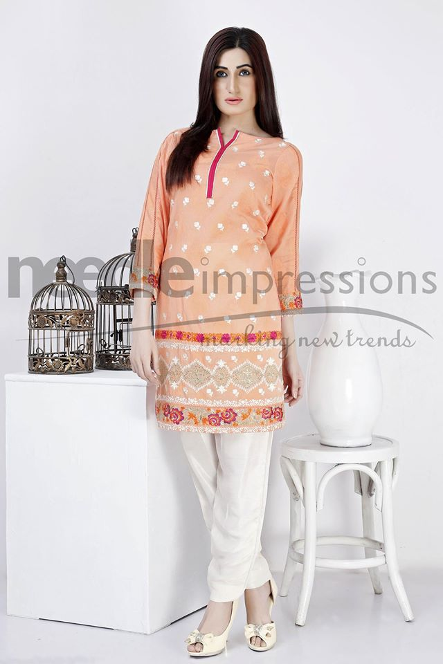 Needle Impressions Latest Fancy Embroidered Chiffon Dresses Collection 2016-2017 (5)