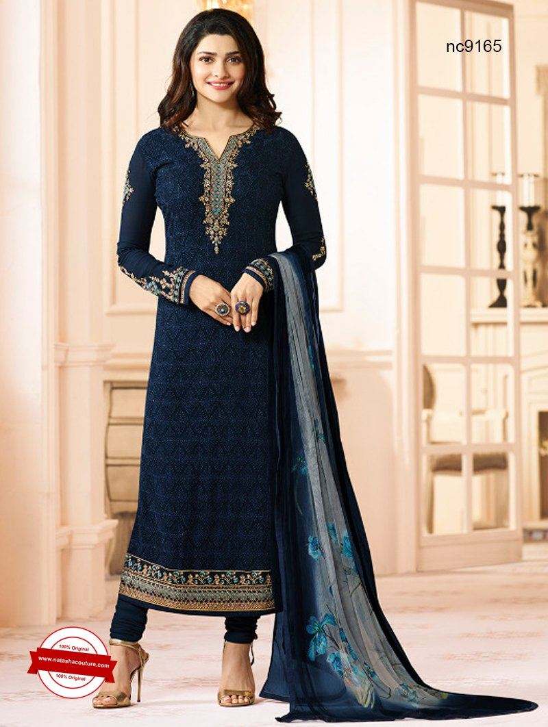 Indian Fashion Designer Churidar Suits Designs Collection ...