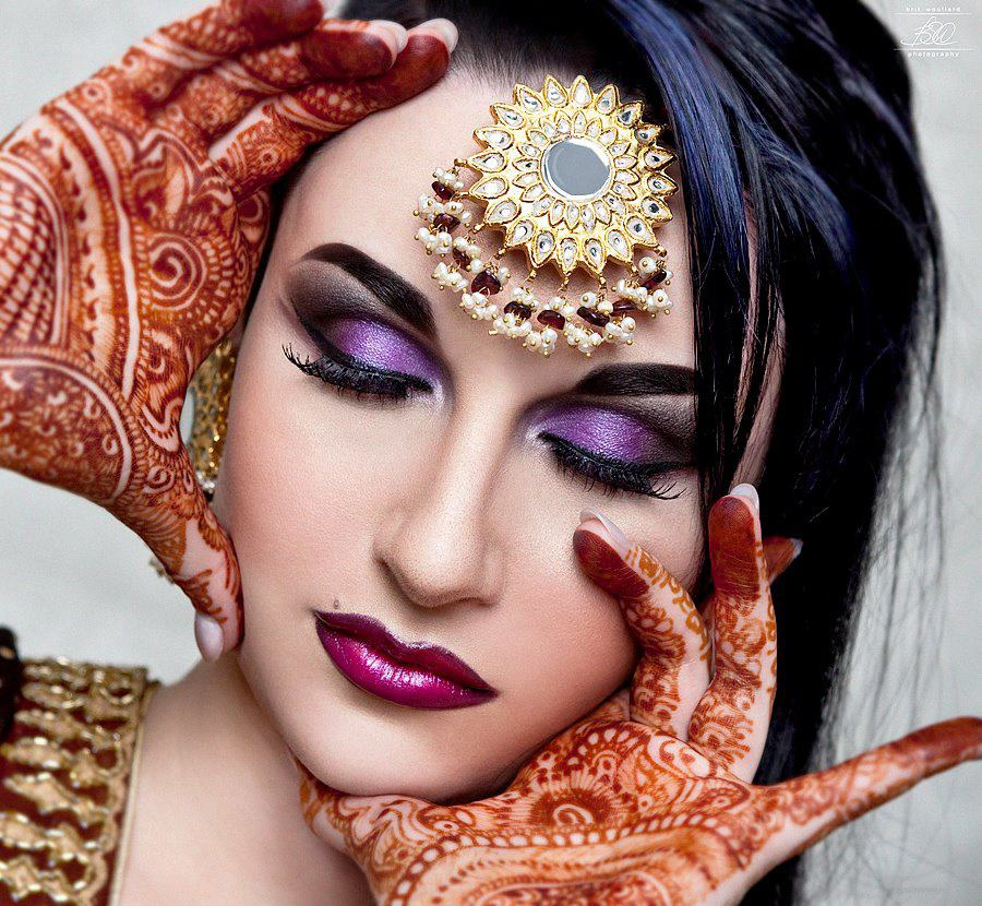 amazing bridal makeup looks (12)