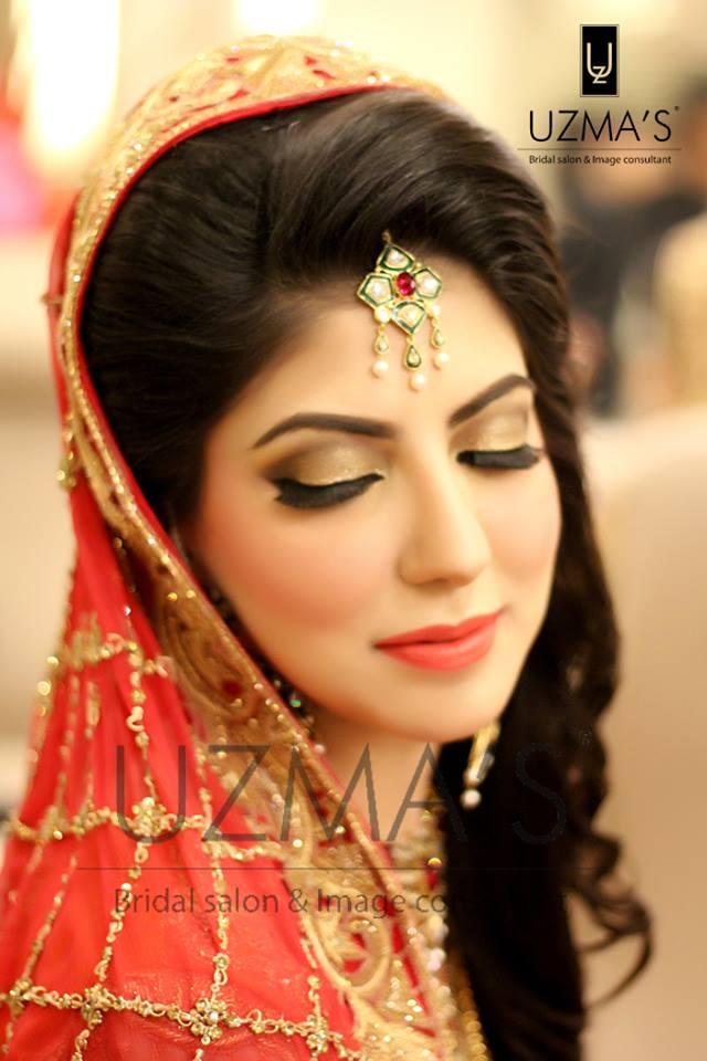 amazing bridal makeup looks (13)