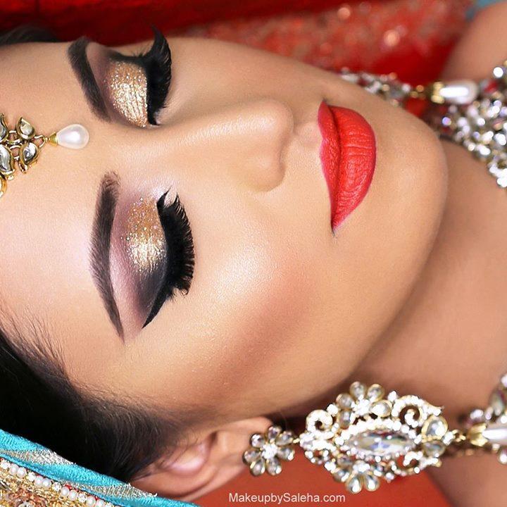 amazing bridal makeup