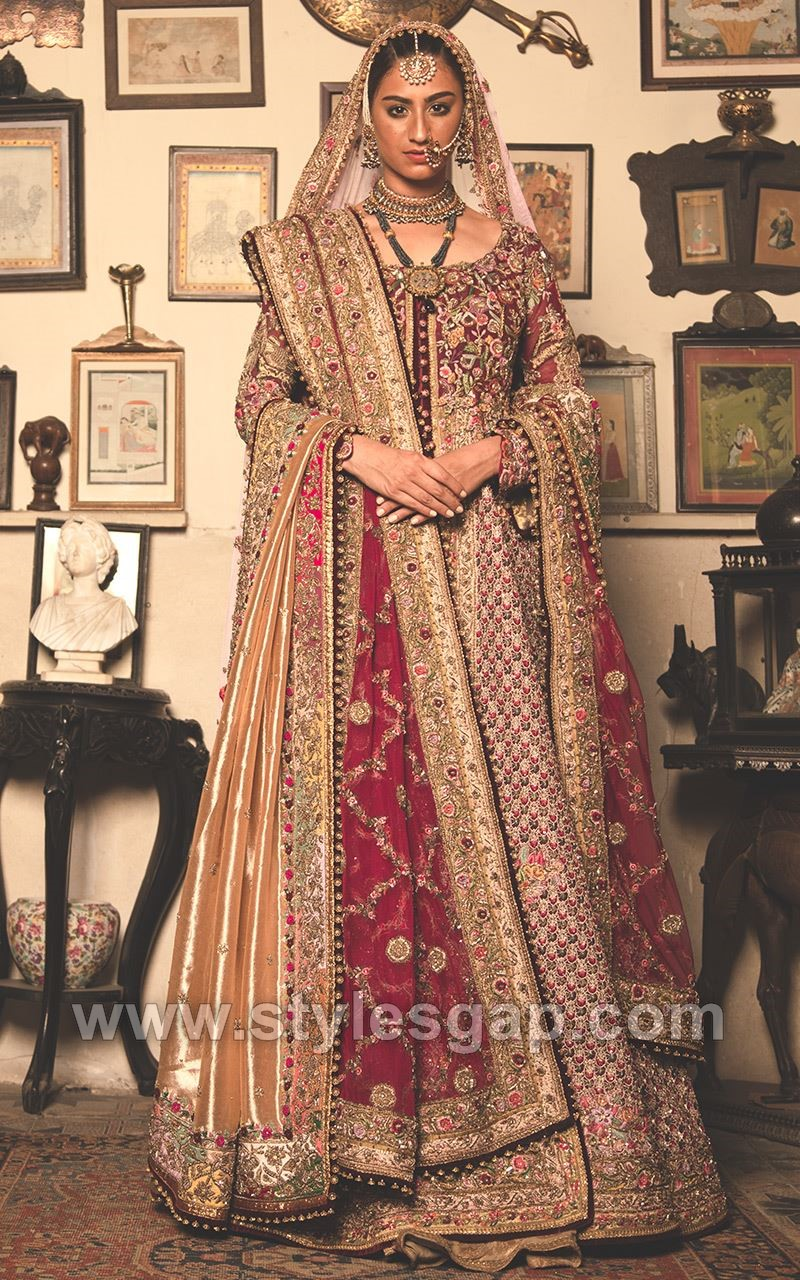 New Style Pakistani Wedding Dresses \u2013 Pemerintah Kota Ambon