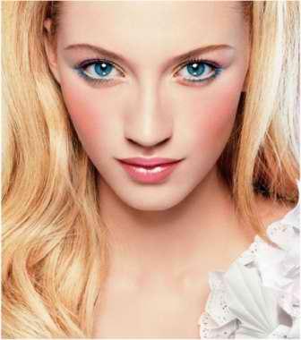 perfect blush makeup