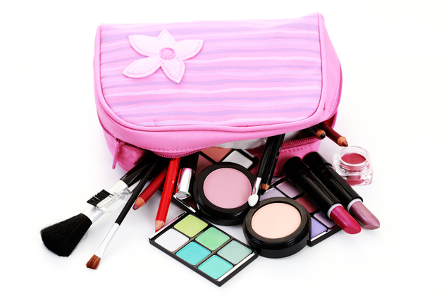 Makeup Bag Set