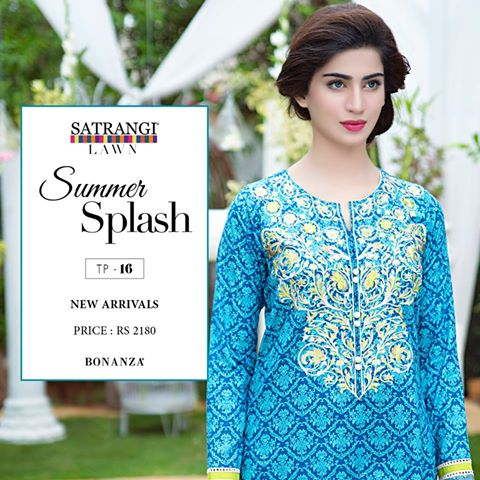 Bonanza Midsummer Season Dresses Collection for Women 2015 (10)