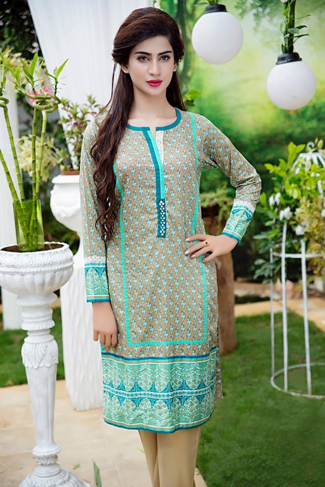 Bonanza Midsummer Season Dresses Collection for Women 2015-2016 (13)