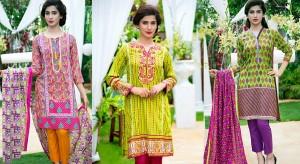 Bonanza Midsummer Season Dresses Collection for Women 2015