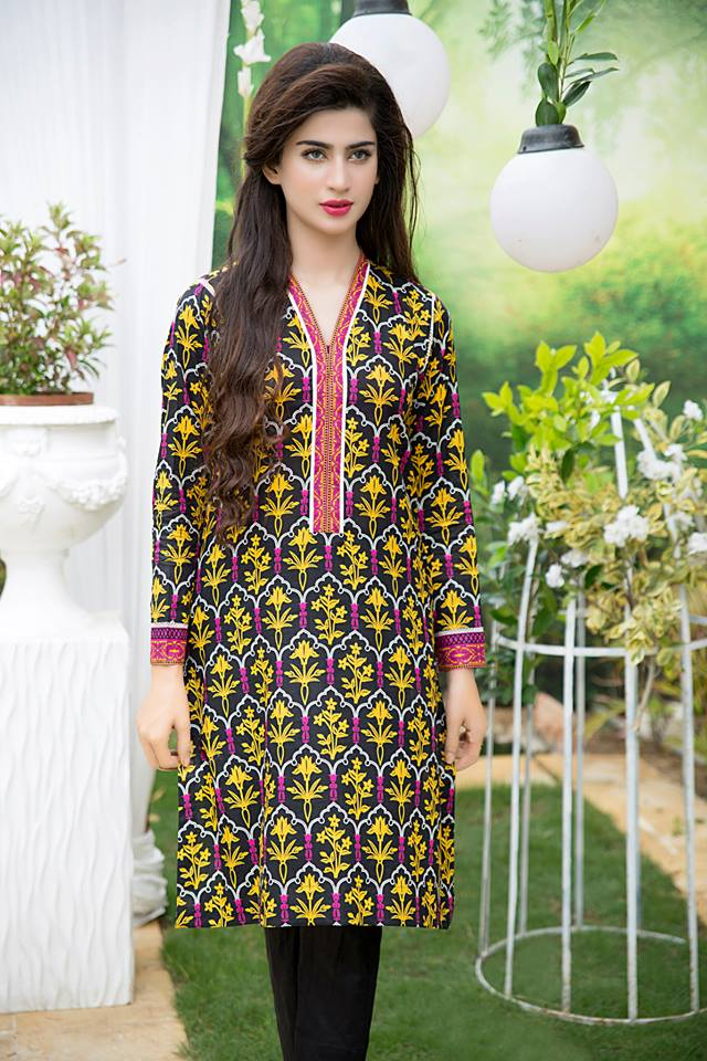 Bonanza Midsummer Season Dresses Collection for Women 2015-2016 (5)