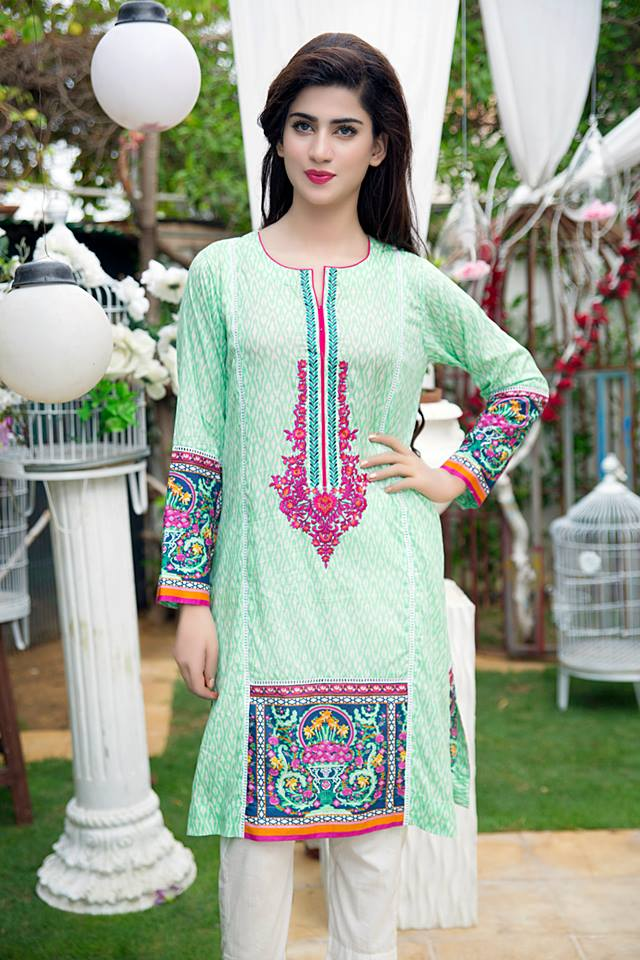 Bonanza Midsummer Season Dresses Collection for Women 2015-2016 (8)