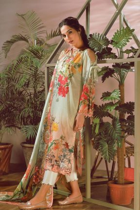 Bonanza Satrangi Summer Lawn Designer Dresses 2018-2019 ...