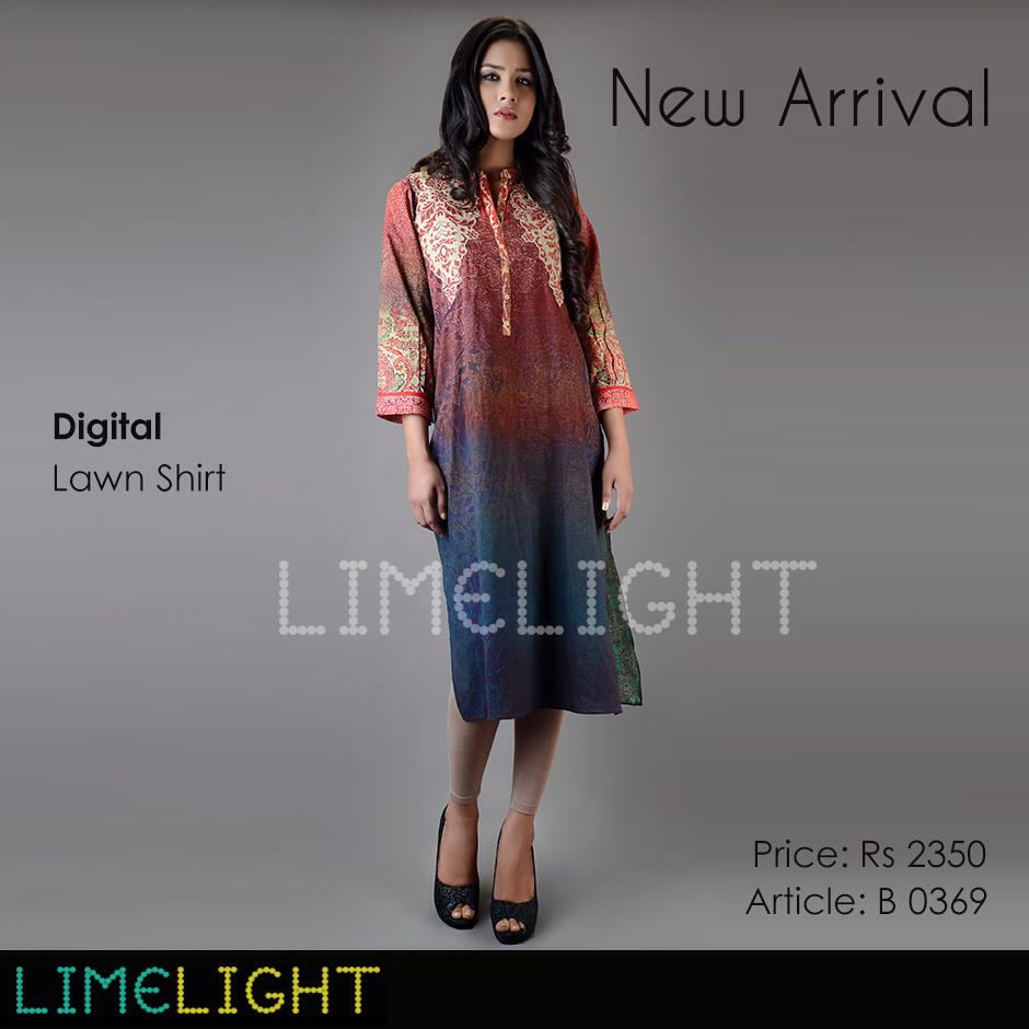 Casual Shirts and Tops Pret Collection by Limelight (1)