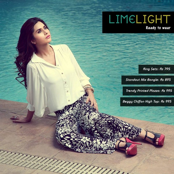 Casual Shirts and Tops Pret Collection by Limelight (4)