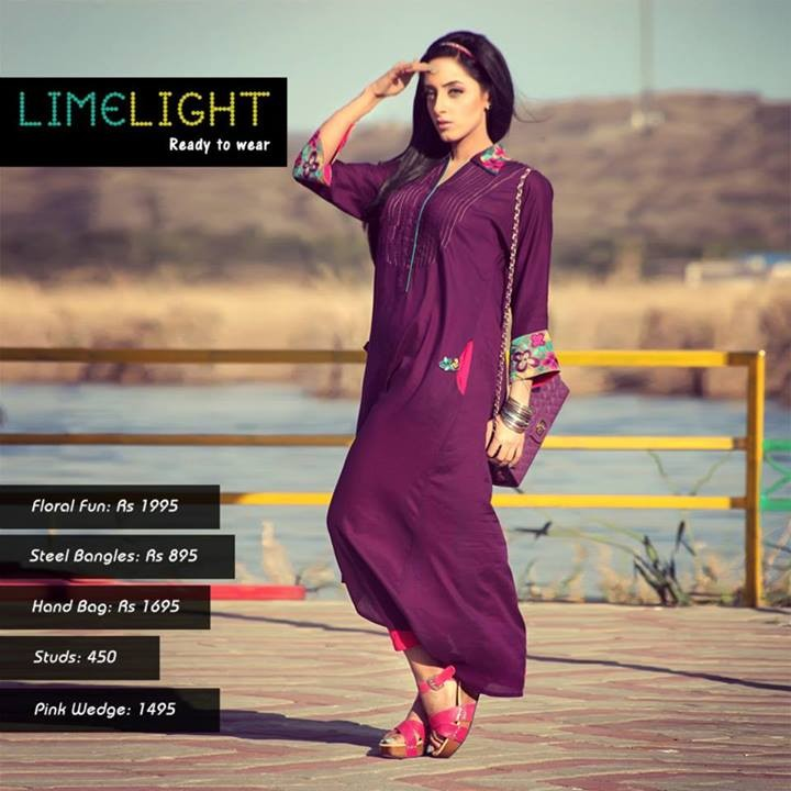 Casual Shirts and Tops Pret Collection by Limelight (5)