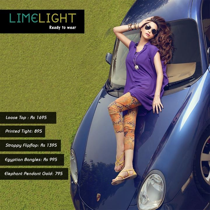 Casual Shirts and Tops Pret Collection by Limelight (7)