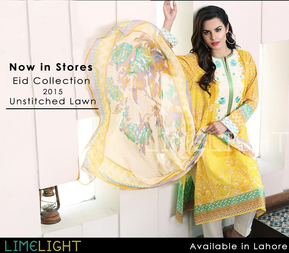 Limelight Latest Women Dresses Collection 2015 2016
