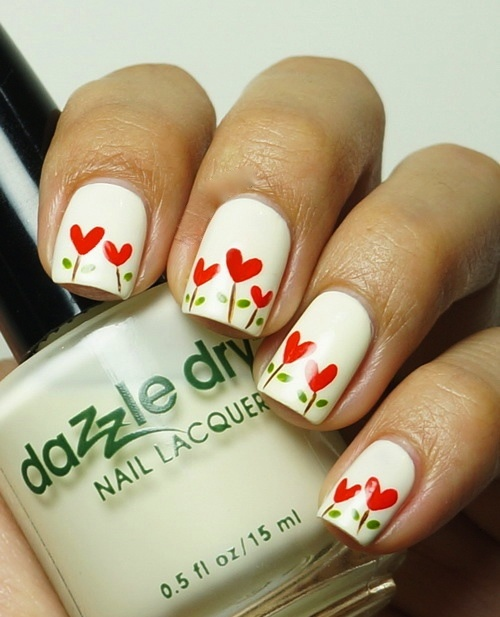 Best & Easy Christmas Holiday Nail Art Designs Trends