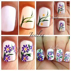 Best easy christmas holiday nail art designs trends tutorials 2017 simple christmas nail designs prinsesfo Images