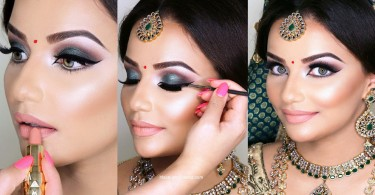 Bridal Eye Makeup 2018 Step By Step : Latest Mehndi Designs for Weddings and Parties 2015-2016 ...