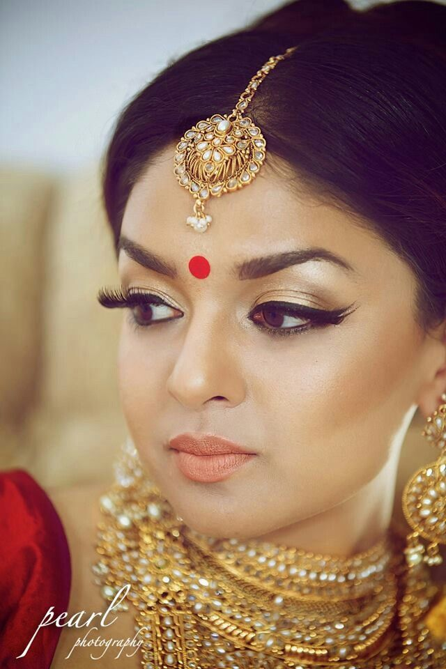 Indian Bridal Wedding makeup Looks (10)