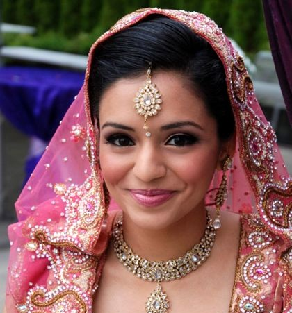 Indian Bridal Wedding makeup Looks (5)