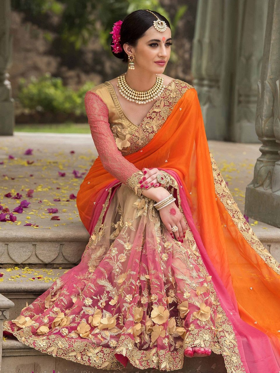 indian wedding saree latest designs amp trends 20182019