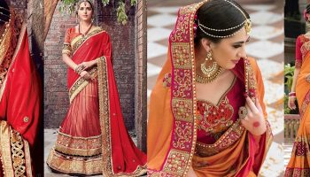 indian-wedding-saree-latest-designs-trends-collection-2017-2018