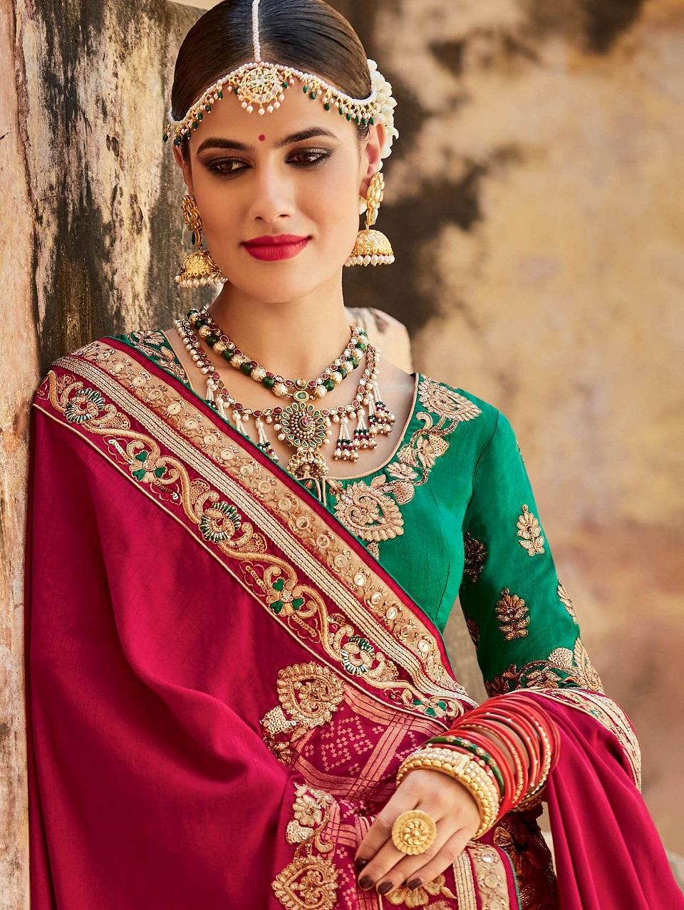stylish indian bridal sarees 2017 photos sizzling glamour