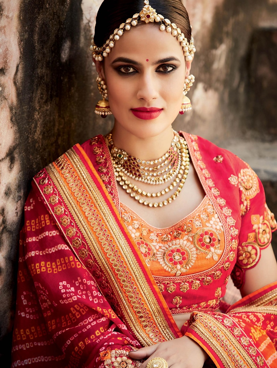 Indian Wedding Saree Latest Designs Amp Trends 2018 2019