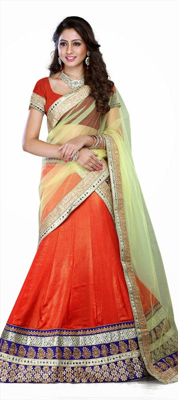 Latest Indian Bridal Wedding Saree Designs Collection 2015-2016 (15)