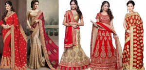 Latest Indian Bridal Dresses Collection for Wedding Brides