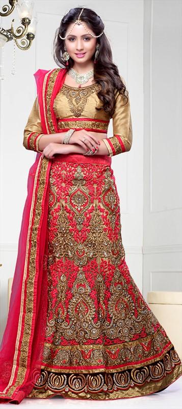 Latest Indian Bridal wedding Lehenga Choli Dresses 2015-2016 (12)
